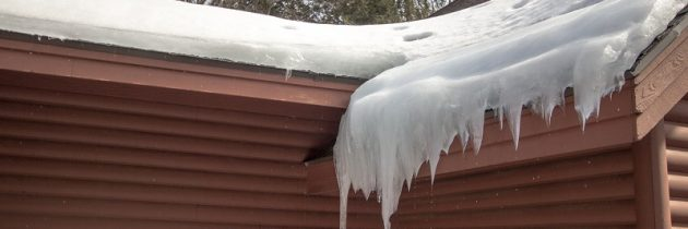 Ice Dams on Roof | How to Prevent Ice Dams